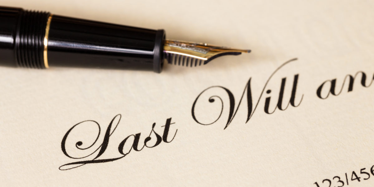 When to Update Your Will