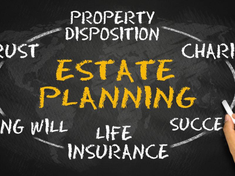 Plan Your Estate Carefully