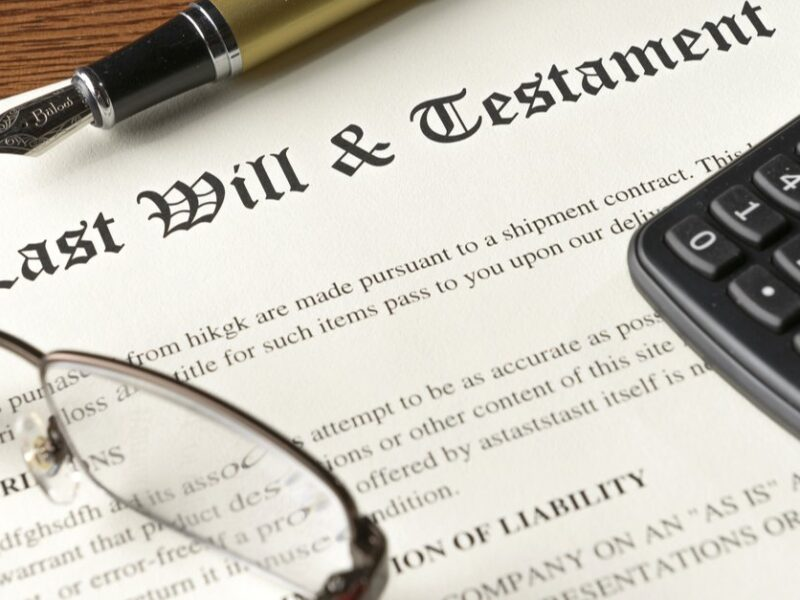 How to Convince Your Loved One Write Their Last Will & Testament