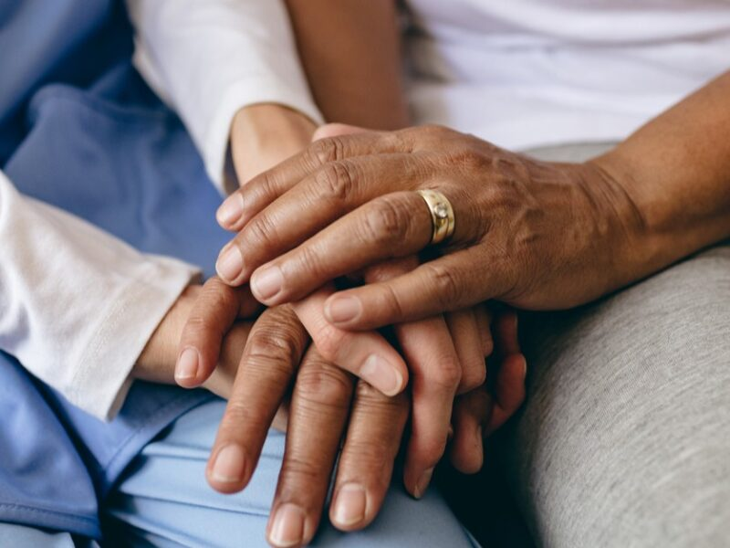 Life, Death and Compassion: Education and Empowerment at the End of Life